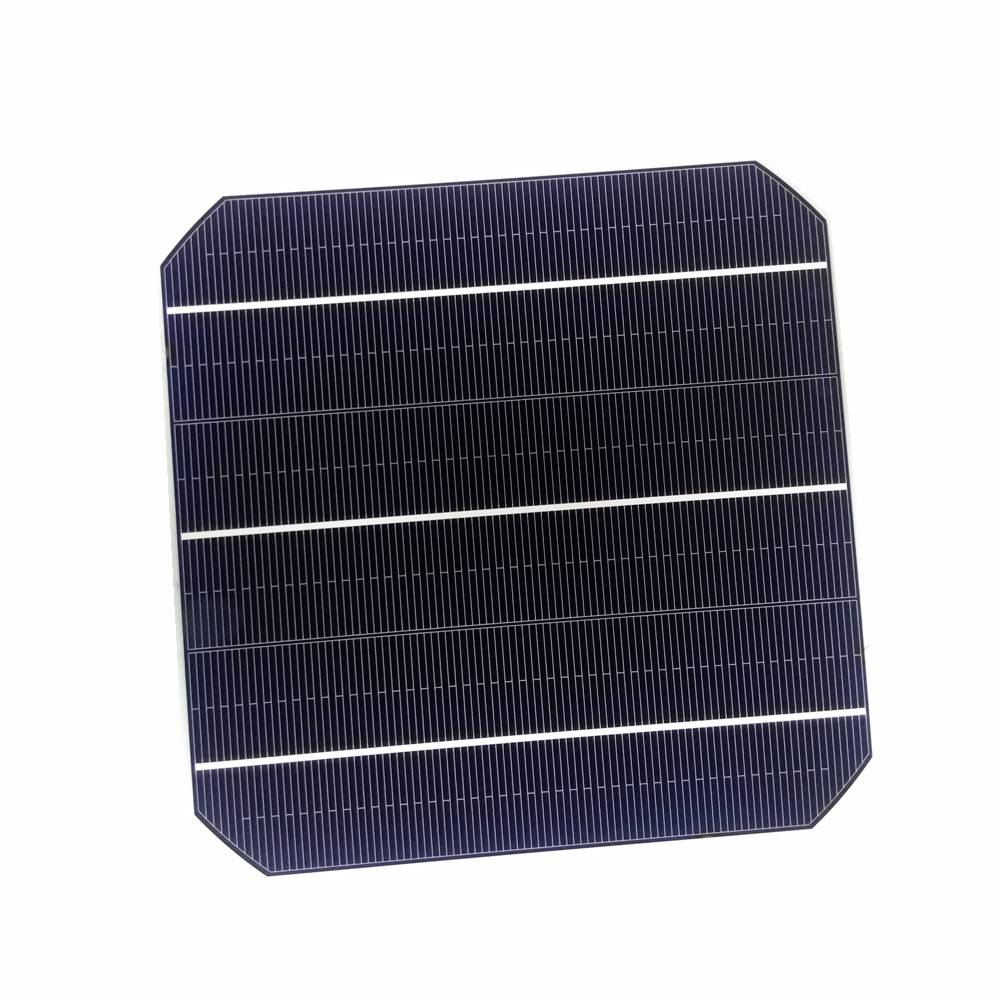 top quality and efficiency monocrystalline silicon 156*156mm solar cell with 3BB