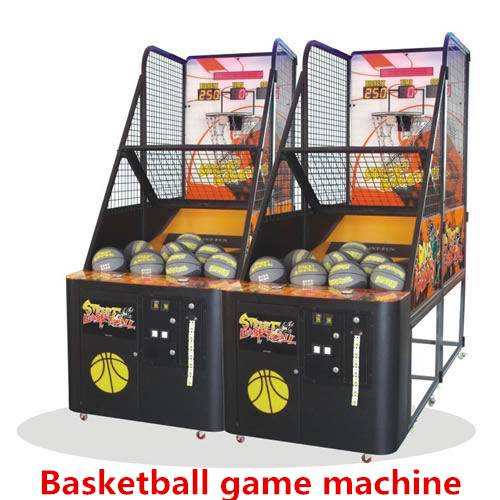 Street basketball arcade game machine with high quality for sale