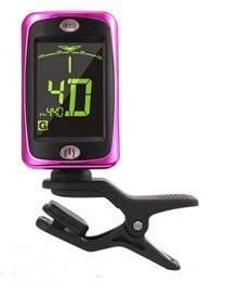 clip on tuner for guitar,bass,violin,ukuele and chromatic LT-660