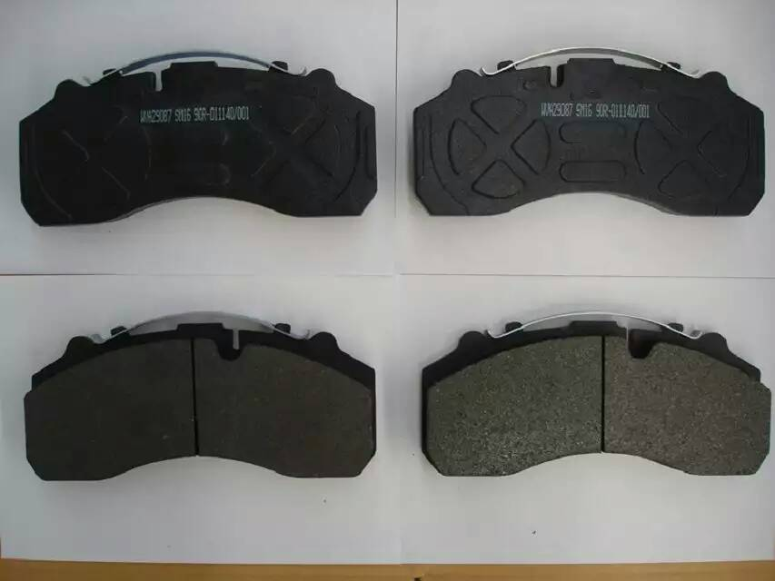 Commercial Brake Pad Wva 29042,29045,29059,29060,29061,29062,29087,29105,29106,29108,29109,29146,291