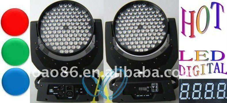 108*1W-108*3W RGB LED moving head light