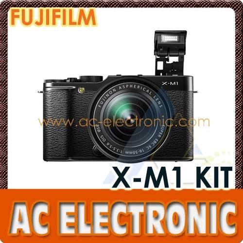 FUJI-XM1 Kit 16-50-Black