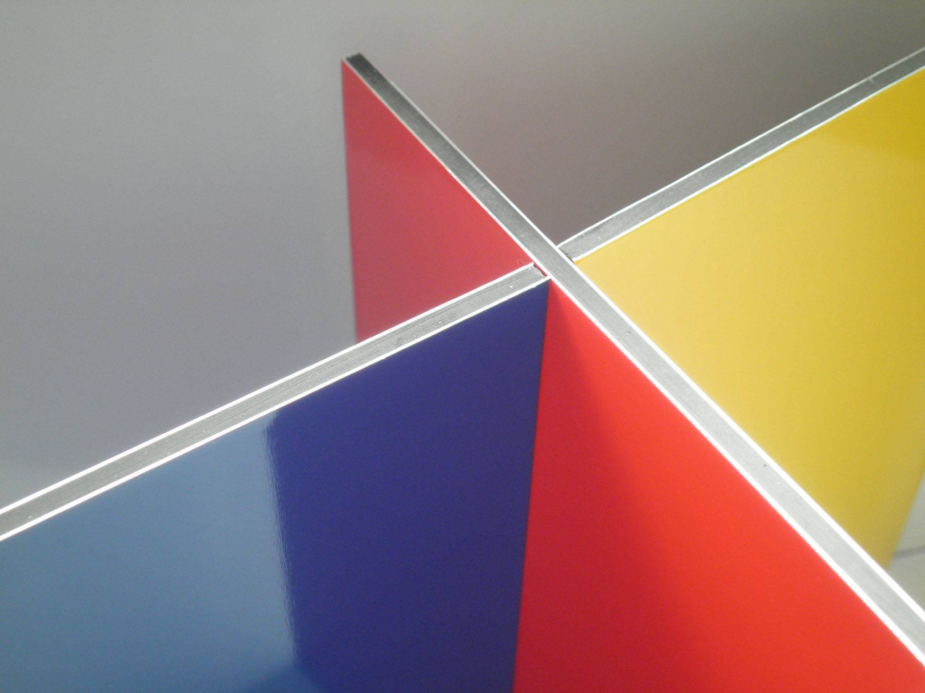 Alucobond Aluminum Composite Panel With PE coating