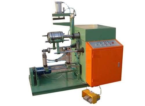 semi-automatic motorcycle tyre building machine