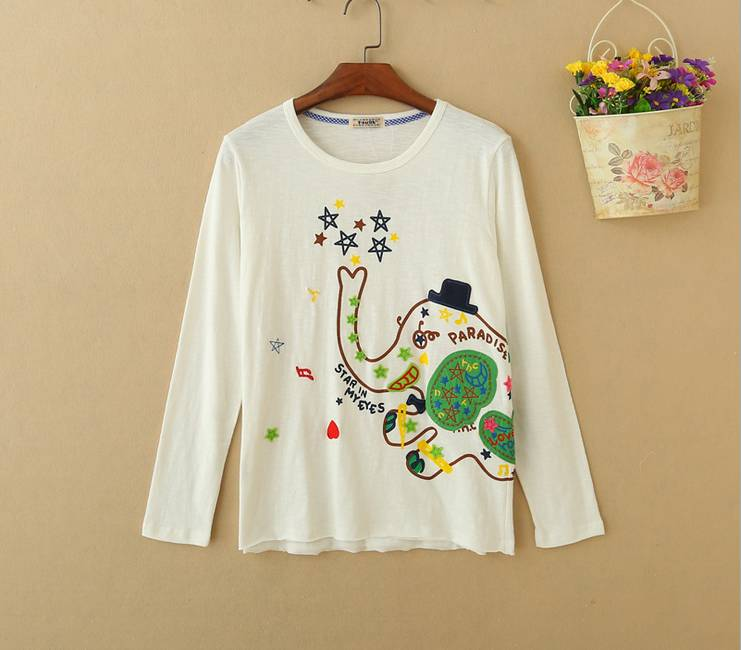 women long sleeve t shirts