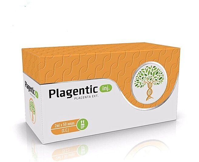 Plagentic Human Placenta Extract