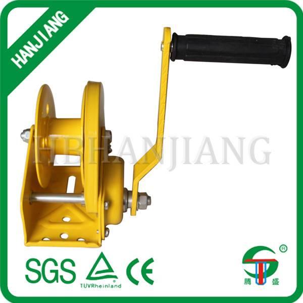Chinese hand winch, mini hand winch