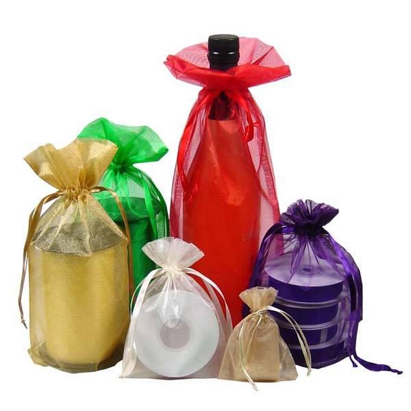 Customized Gifts Organza Bag