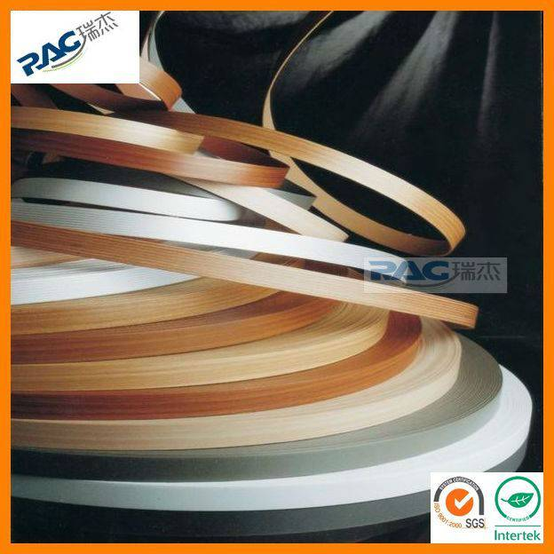 pvc edge banding for particle boards