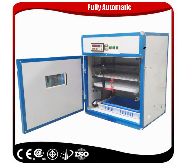 Updated Fully Automatic Chicken Egg Incubator for Sale/ Poultry