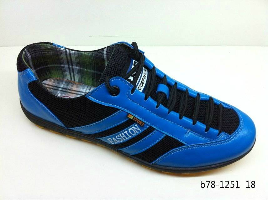 New Style Casual Men Shoes, Sport Shoes (B78-1251)
