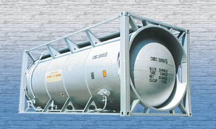 international logistics/tank container