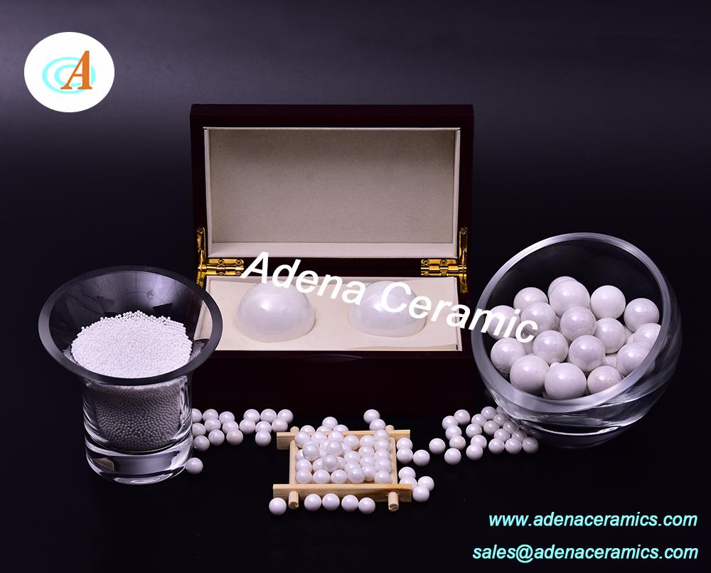 yttrium stabilized zirconium oxide grinding beads