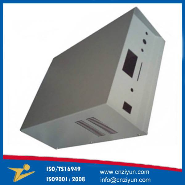 Custom metal fabrication for distribution box, cabinet, enclusure
