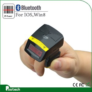 2D bluetooth barcode scanner mini code reader for WMS Logistics supermarket and retail store