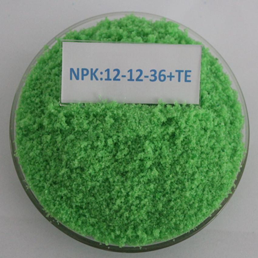NPK water soluble fertilizer