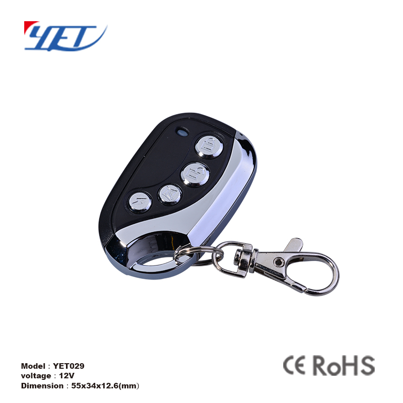 12v 2ch channel 433mhz wireless remote control