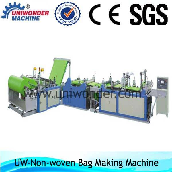 RT-B 600 Model Multi-functional Non-woven Fabrics Bag-Making Machine