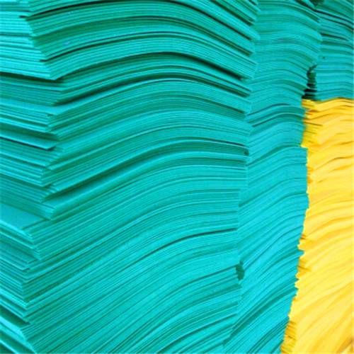 Printed Glitter EVA Foam Sheet for Education Craft