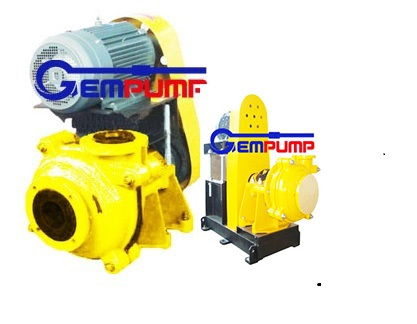 4/3D-Ah (R) Slurry Pump Heavy Duty Pumps Centrifugal Pump Water Pump Pump Parts
