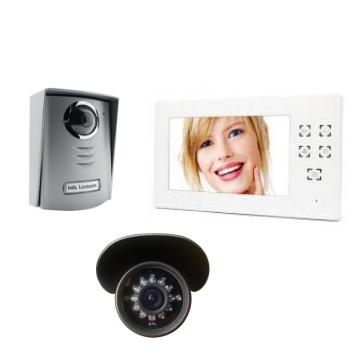 2 OR 4 WIRE video door phone