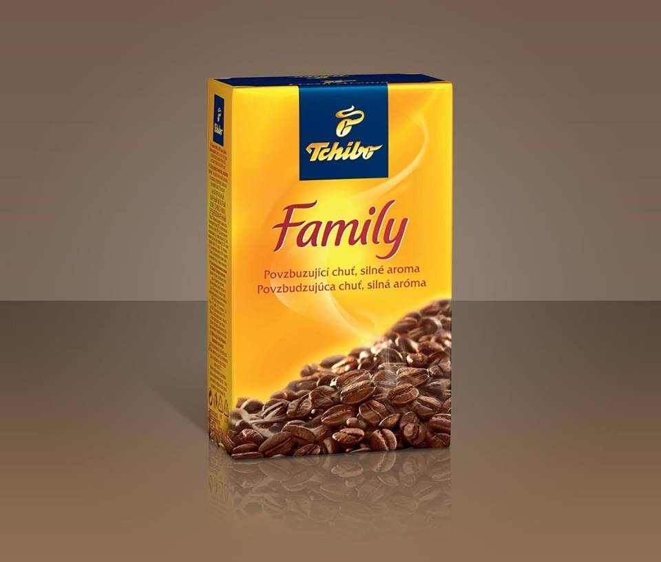 Tchibo Exclusive Mild Coffee 250g, Tchibo Exclusive Coffee 250g, Tchibo Family Classic Coffee 250g