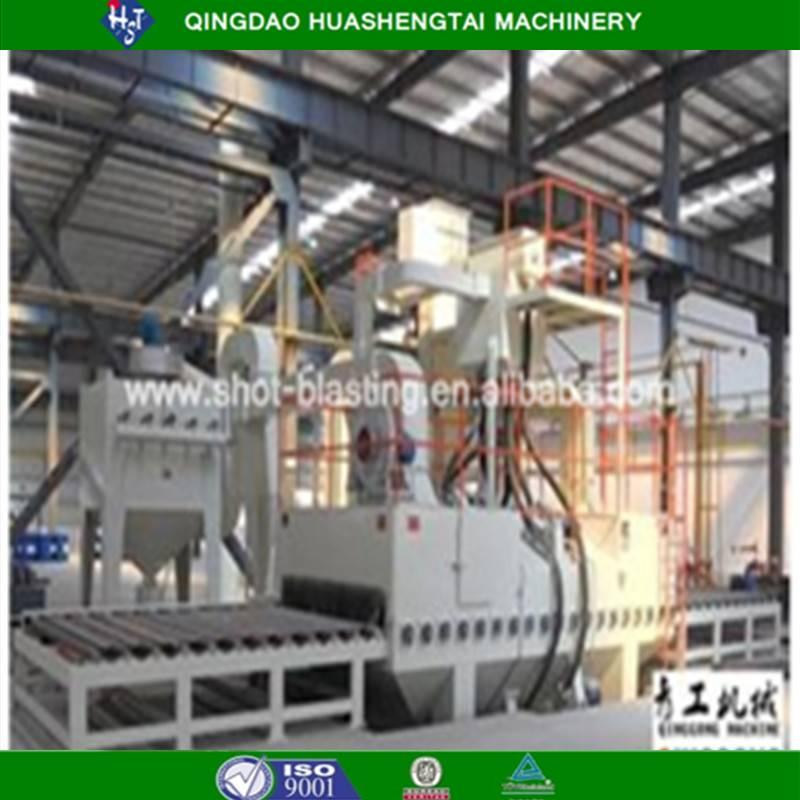 Quality assurance steel pretreatment line HQXY series