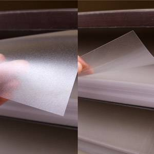 "2014 New  polycarbonate matt sheet 48""x96""/factory price"