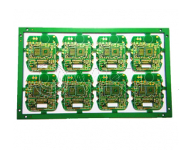 Multilayer PCB prototype