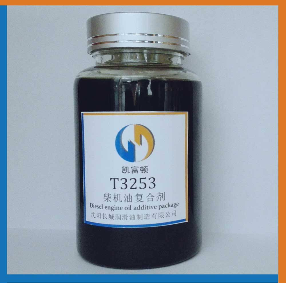 T3253 Gasoline engine oil and diesel engine oil  general oil additive package