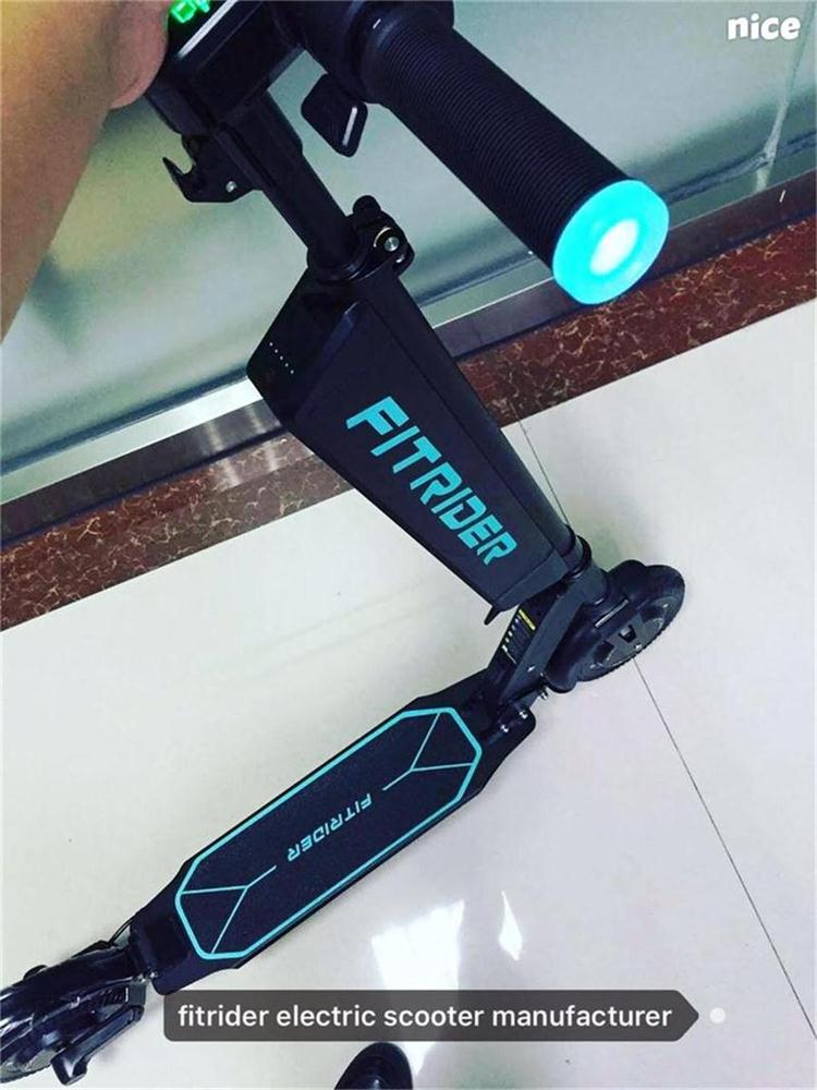 Chinese Factory Electric Bike Fitrider Electric Folding Bike with 8 Inch Motor,Aluminum alloy