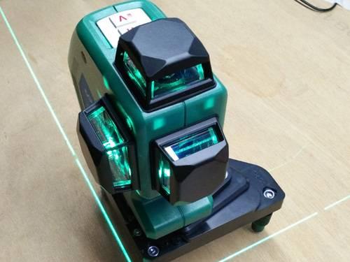 DLL3-360G Laser Leveling /Green Laser Beam