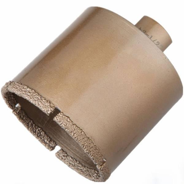 Vacuum Brazed Reinforced Concrete Diamond Core Drill Bits