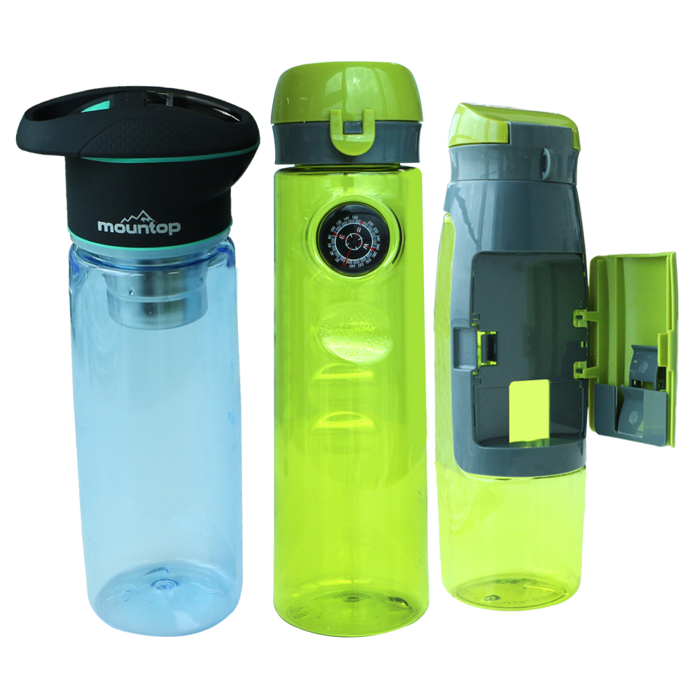 Personalized water bottle mini drink water safe and health