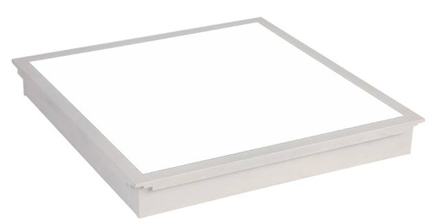 600x600mm panel light recessed ceiling light suspended big project light