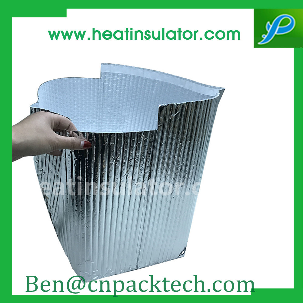 Tasteless non-toxic Heat Reliably Sealing Insulated Box Liners Glue