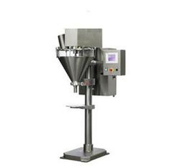 Semi Automatic Powder Filling Machine with Servo Auger Filler