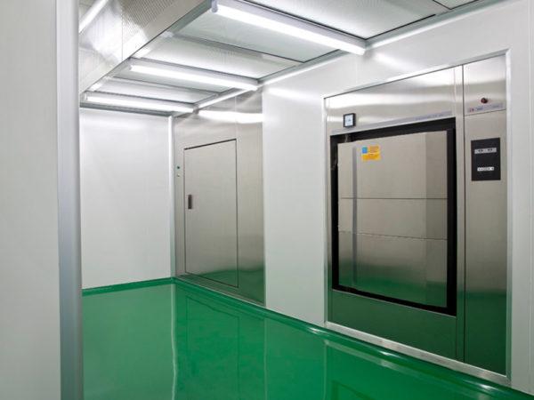Turnkey Modular Cleanroom