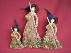 HW0131-ABACA WITCHES