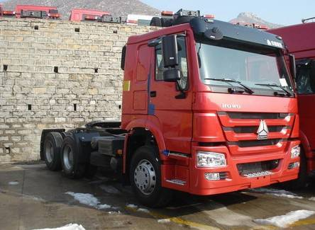 tractor truck for hot sale/high quality and low price tractor truck