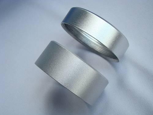 Aluminium parts CNC prototype