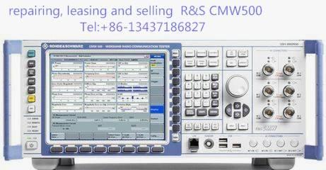 R&S CMW500 Wireless Comprehensive Tester