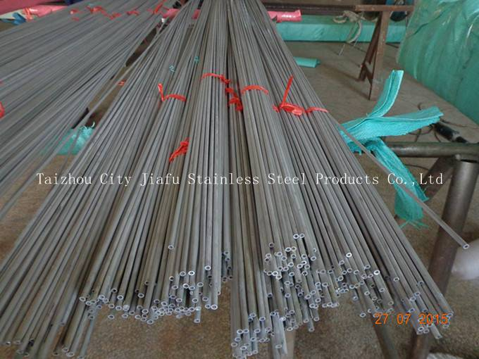 ASTM A269 316ti Seamless Stainless Steel Tube
