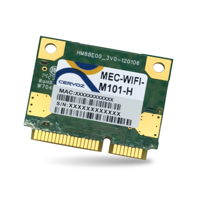 Mini PCIe Wireless 802.11 b/g/n 1T1R