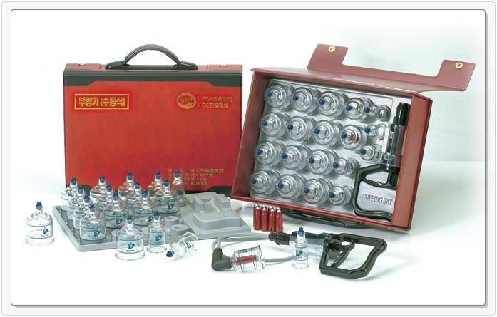 Cupping Set (19cups a set)