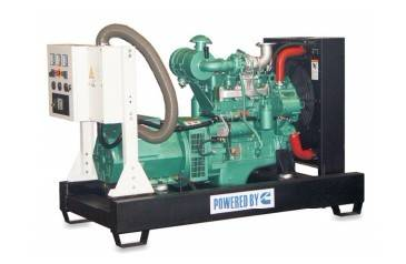 30-200kw Cummins Diesel Generator