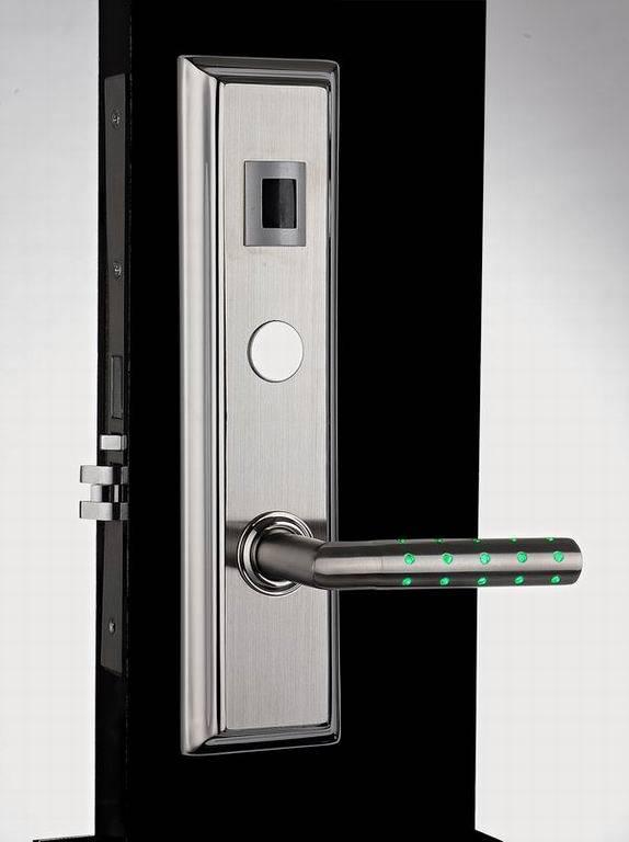 LED hotel lock