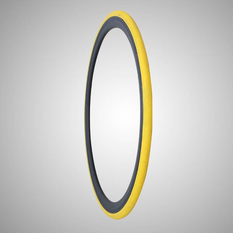 700C25 no air tracking bike tire