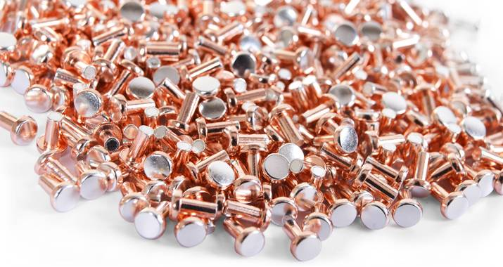alibaba silver electrical contact rivets