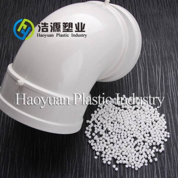 White rigid pvc compounds for pipe and fittings